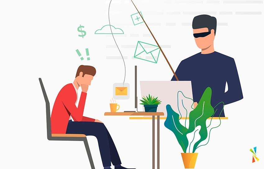 don't go phishing, Team Venti