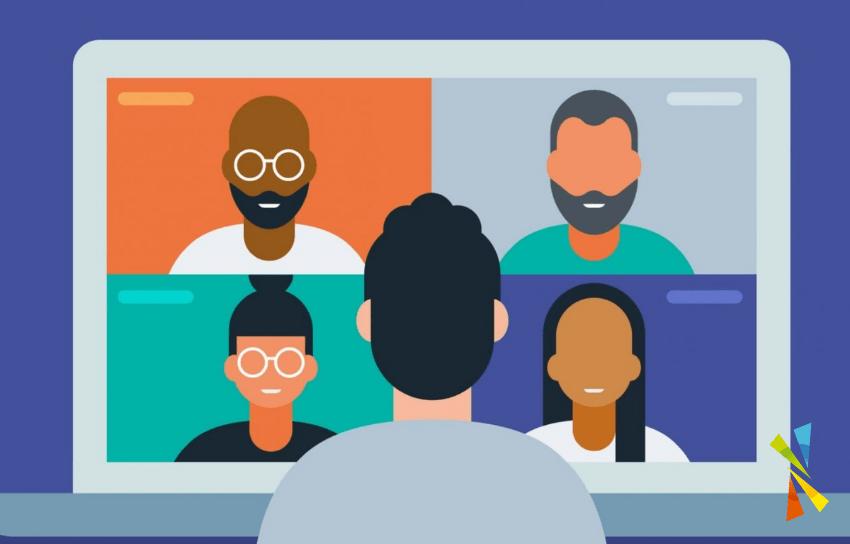 Microsoft Teams Meeting illustration