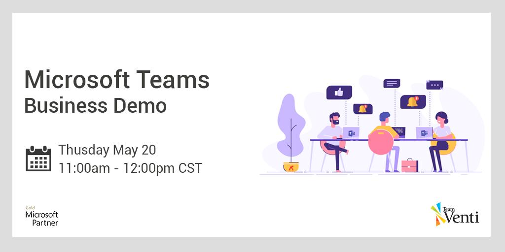 Microsoft Teams Demo