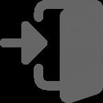 access door icon