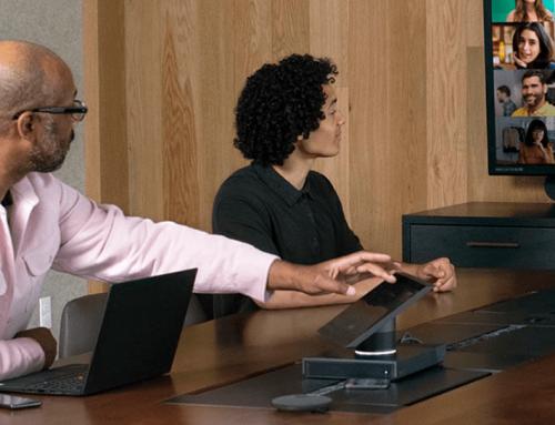 Intelligent speakers for Microsoft Teams Rooms