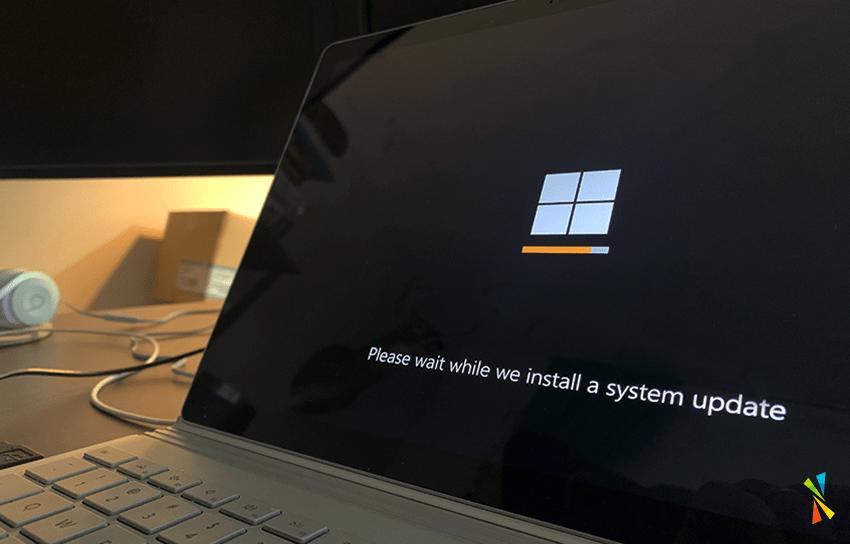Operating system Windows 11 update