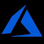 Microsoft Azure Cloud Icon